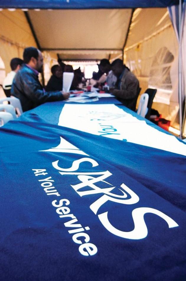 Binêre opsie belasting in Suid-Afrika