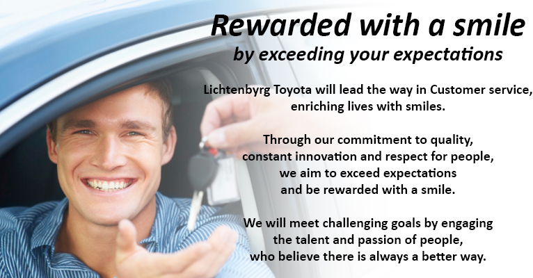 Lichtenburg Toyota  - New Vehicle Sales
